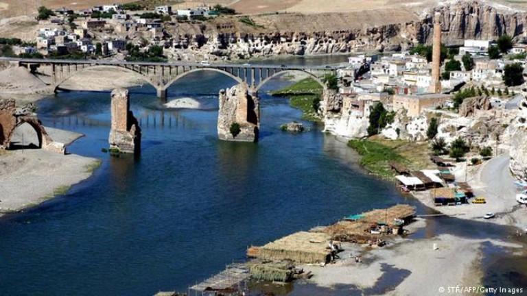 Хасанкейф: древният град, който Турция ще погребе