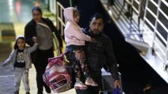Турция задържа 4000 нелегални мигранти за седмица