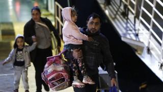 Турция е приела най-много мигранти от всички държави по света
