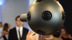 Disney заложи на камерата Ozo на Nokia за бъдещето на виртуалната реалност