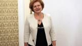 Менда Стоянова: Държавата няма да стимулира богатите общини