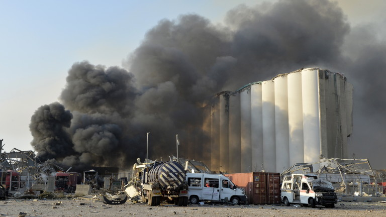 Ливанските сили за сигурност разкриха предварителната причина за взрива на