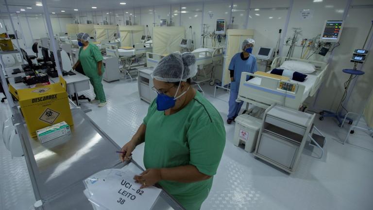 Бразилското правителство на коронавируса в азиатската държава, съобщи Diário Oficial
