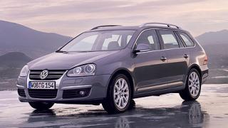 Volkswagen представя новото комби на Golf в Женева
