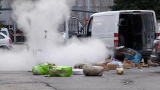 Съмнение за бомба отцепи терминал 1 на Летище София