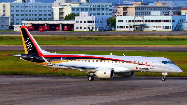 Отлагат за шести път пускането на първия японски самолет от 50 години насам