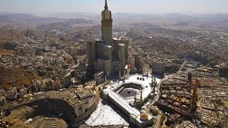 Саудитска Арабия прихвана ракети, изстреляни от хусите към Мека