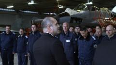 Румен Радев призова да не се поддаваме на паника и страх от коронавируса