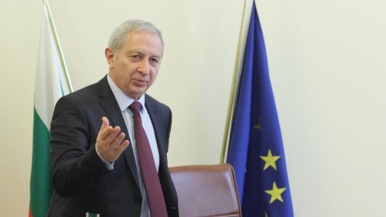 Герджиков поздрави Пеевски, че наредил чудесен служебен кабинет