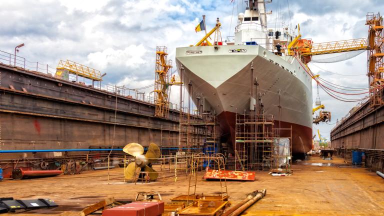 Сливане между френски и италиански производители на кораби заплашва да
