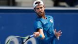 Карен Хачанов ще спори за златото в олимпийския турнир по тенис