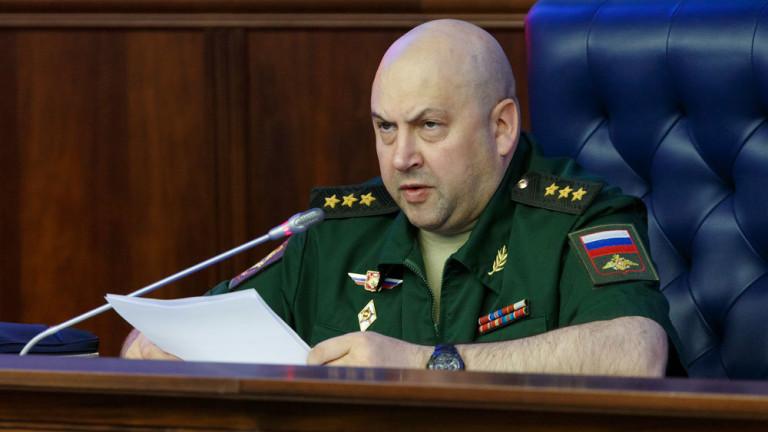 Русия праща нов командир в Сирия