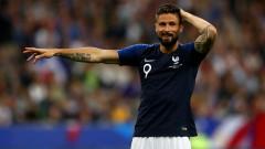 Оливие Жиру е сигурен за Интер