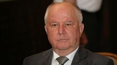 Почина председателят на БАН акад. Стефан Додунеков