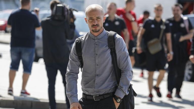 Треньорът на ЦСКА Нестор ел Маестрокоментира предстоящия реванш срещу Копенхаген