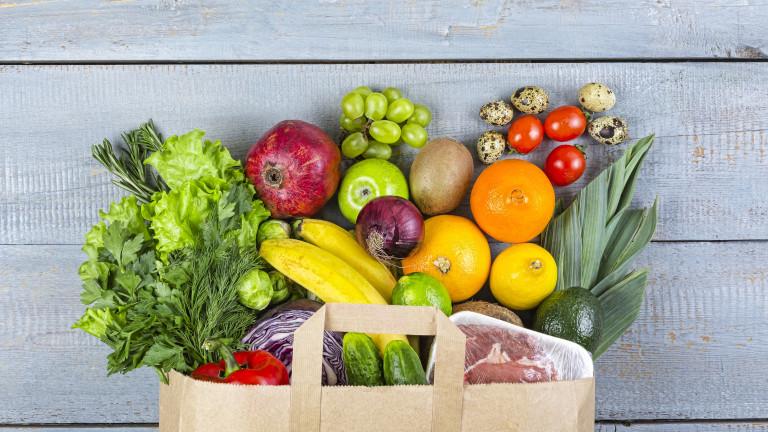 Ядем по-скъпи плодове, зеленчуци, мляко и яйца през 2018 г.