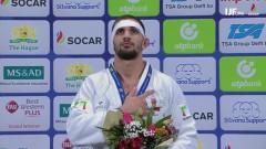Сребро за Ивайло Иванов в Баку