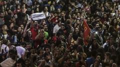 Безредици в Сао Паулу след импийчмънта на Дилма Русеф