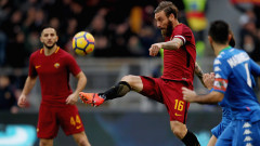 Рефер отмени два гола на Рома срещу Сасуоло и лиши столичани от заслужена победа