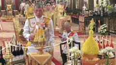 Маха Ваджиралонгкорн коронясан за крал на Тайланд като Рама X