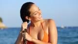 Как да се погрижим за косата си през лятото