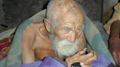 На 180 години е най-възрастният човек
