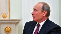 Рейтингът на одобрение на Путин се срина с 20% за година
