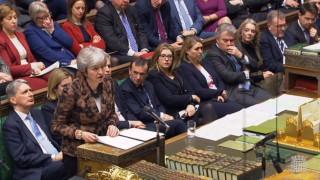 Мей обяви проблемите около Брекзит, отмени таксата за граждани на ЕС