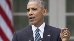 В Атина пристига Барак Обама