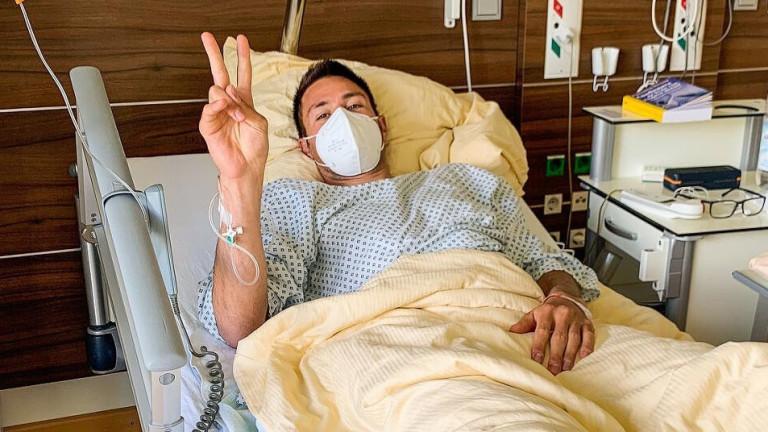 Радослав Янков претърпя операция