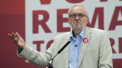Корбин: Аз съм лидерът на лейбъристите
