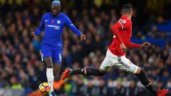 Челси - Манчестър Юнайтед 1:0, гол на Мората
