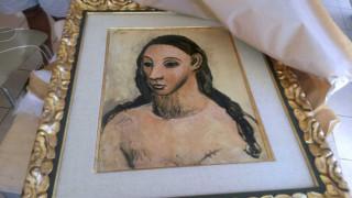Испански банкер осъден за контрабанда на картина на Пикасо