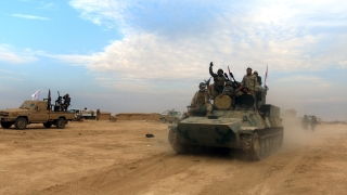 """Ликвидираха един от главатарите на """"Ислямска държава"""" при въздушен удар в Мосул"""