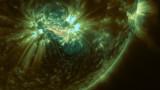 """""""Клетки"""" от магнитни полета обуздават силата на слънчевите изригвания"""