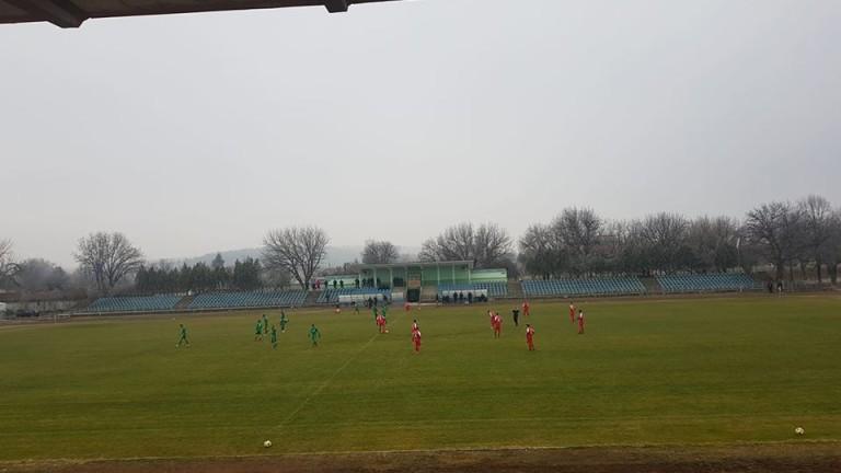 Ботев (Враца) стартира с убедителен успех зимните си контроли