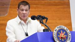 Дутерте още няма да си слага руската ваксина, но ще я тества върху филипинци