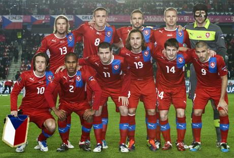 Чехия - заплахата за всички фаворити