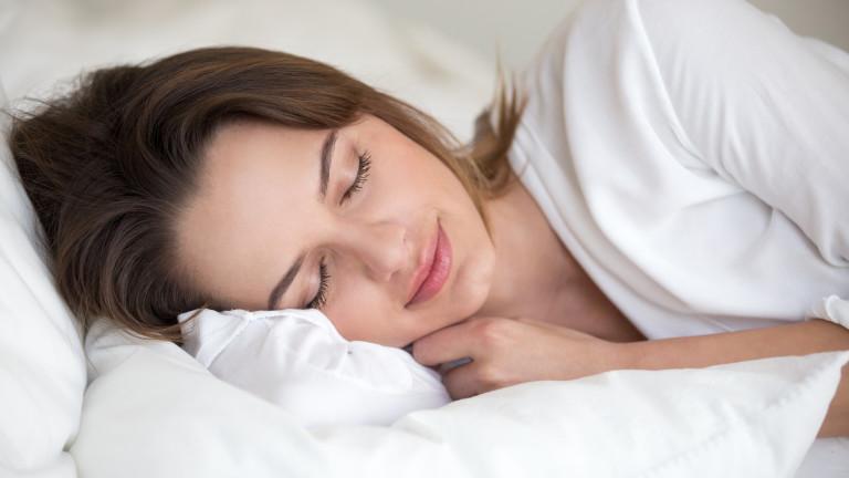 Как да спим без приспивателни