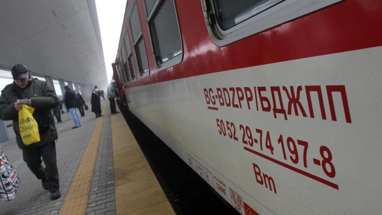 Пожар на столичната Централна гара забави над 20 влака