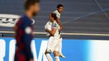 Барселона - Байерн (Мюнхен) 1:4, гол на Мюлер