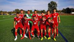 ЦСКА U15 с класическа победа