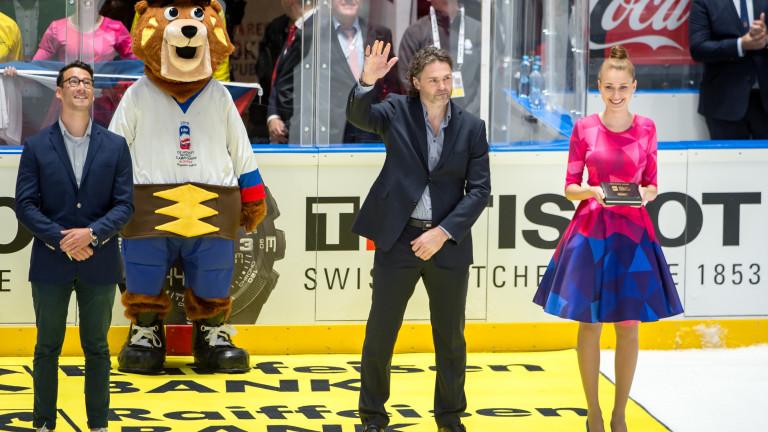 Легендарният чешки хокеист Яромир Ягър е пред трансфер в местния
