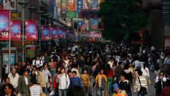 Втората по големина икономика в света се забавя още през 2017-а