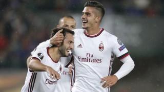 Милан тръгна с разгром в Лига Европа (ВИДЕО +СНИМКИ)