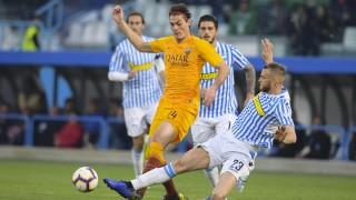 Рома се издъни и срещу СПАЛ, тимът от Ферара с първа победа у дома от 11 мача