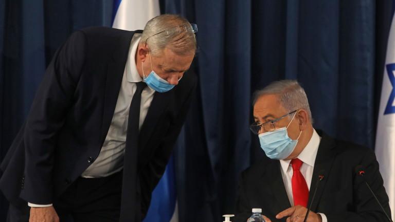 Нетаняху: Няма да одобрим палестинска държава