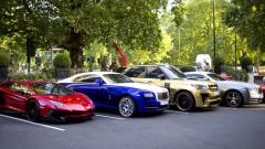 Вижте колите на нашите богаташи (СНИМКИ)