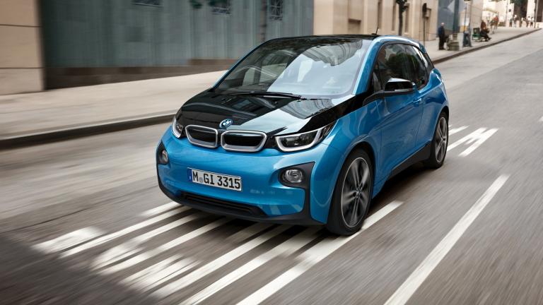 BMW продаде 55 хиляди електромобила от началото на годината