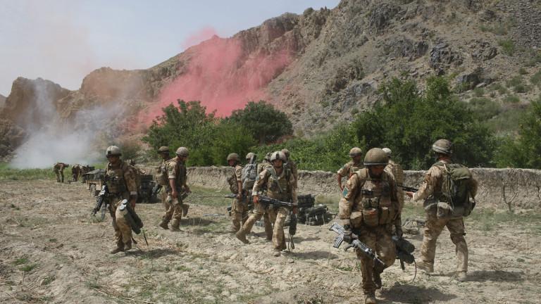 Вътрешен човек уби американски войник в Афганистан